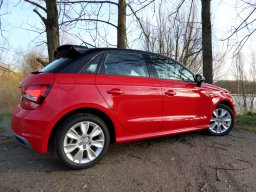 Audi A1 Freund
